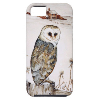 Barn Owl on the hunt iPhone 5 Case