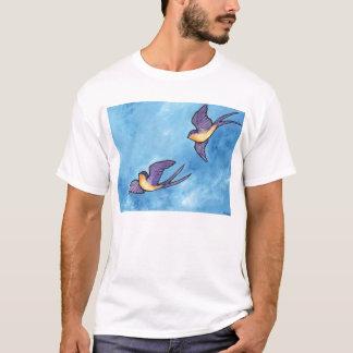 Barn Swallow Friends T-Shirt