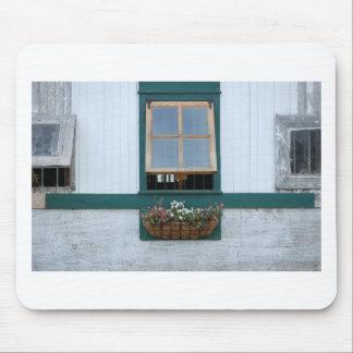 Barn-Window Mouse Pad