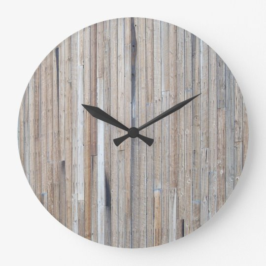 Barn Wood Clock Design