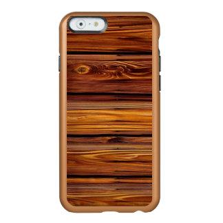 Barn Wood iPhone 6/6S Incipio Shine Case