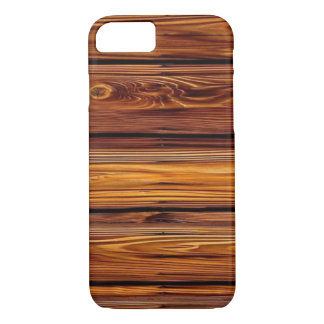 Barn Wood iPhone X/8/7 Barely There Case