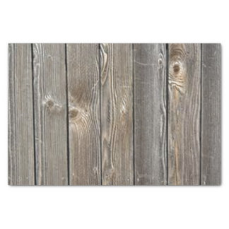 Barn Wood Tissue Paper