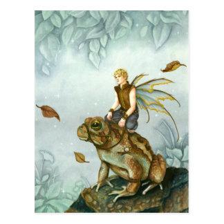 Barnabus and the Prince Postcard