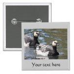 Barnacle Goose Pins
