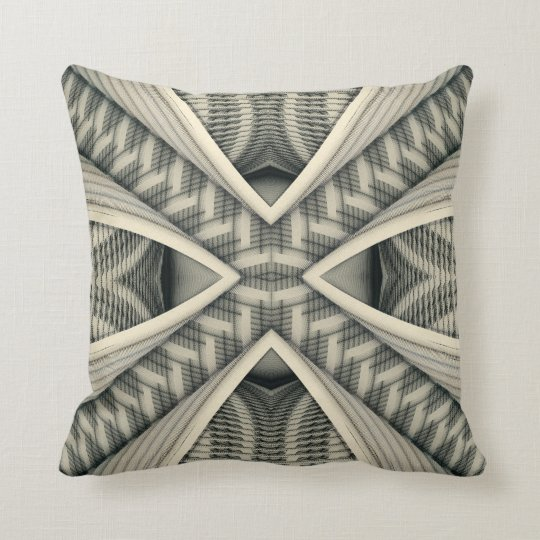 Barnacle Goose Throw Pillow