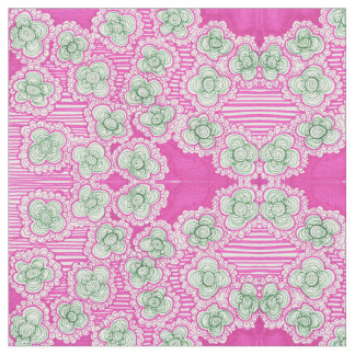Barnacles and Brussel Sprouts Fabric