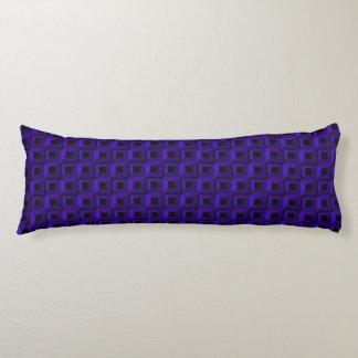 Barnacles in Dark Blue Body Pillow
