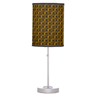 Barnacles in Gold Table Lamp