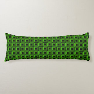 Barnacles in Green Body Pillow