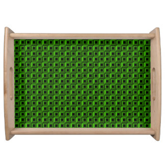 Barnacles in Green Serving Tray