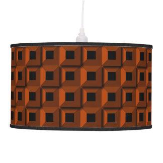 Barnacles in Orange Pendant Lamp