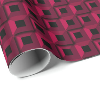 Barnacles in Pink Wrapping Paper