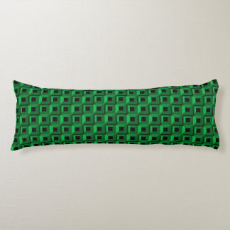 Barnacles in Teal Body Pillow