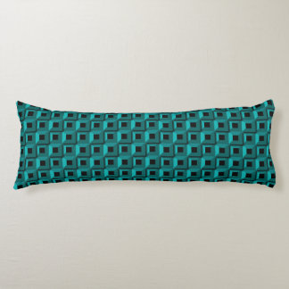 Barnacles in Turquois Body Pillow