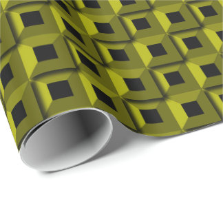 Barnacles in Yellow Wrapping Paper