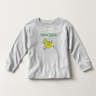 BarnChick Toddler Tee - Grey
