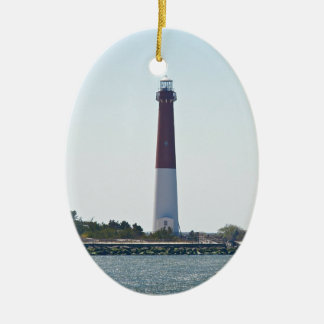 Barnegat Lighthouse (Old Barney) LBI Ornament