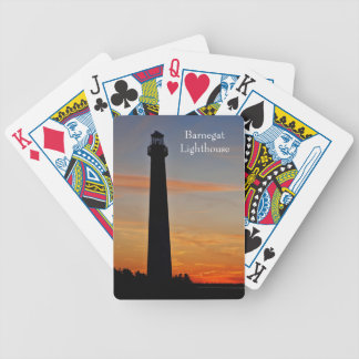 Barnegat Lighthouse Playing Cards