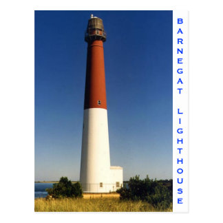 Barnegat Lighthouse Postcard