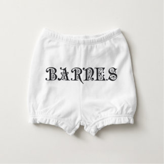 Barnes Fancy Swirls Diaper Cover