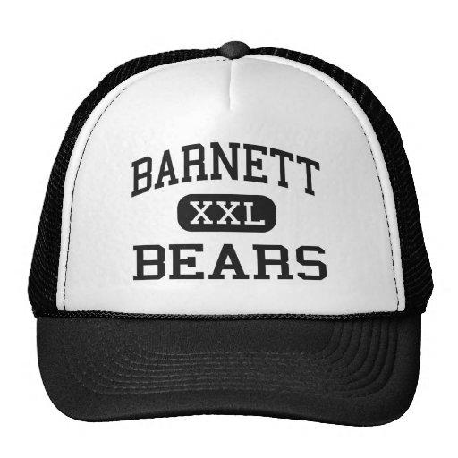 Barnett - Bears - Junior - Arlington Texas Trucker Hat