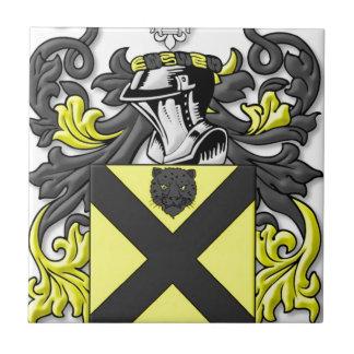 Barnett Coat of Arms Tile