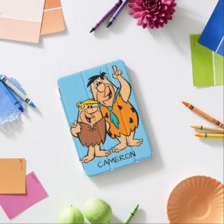 Barney Rubble and Fred Flintstone iPad Mini Cover