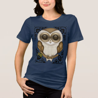 Barney The Barn Owl Decorative Tee