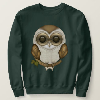 Barney The Barn Owl Sweatshirts