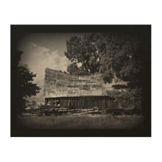Barnside Wood Canvas