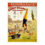 Barnum & Bailey Coney Island Water Carnival Post Cards