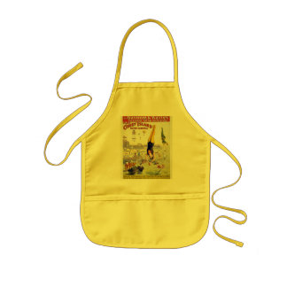 Barnum & Bailey New York Coney Island Circus Kids Apron