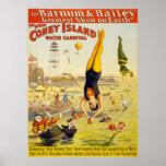 Barnum et carnaval de l'eau de Bailey Coney Island