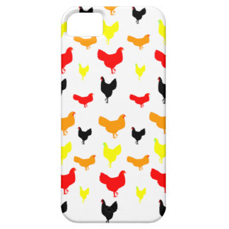 Barnyard Chickens Case For The iPhone 5