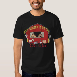 Barnyard Goat Tshirts