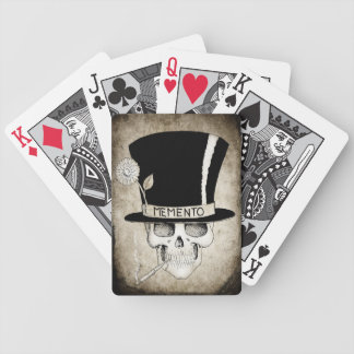 Baron Samedi Playing Cards
