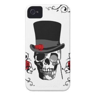 Baron Samedi - special iPhone 4 Cases