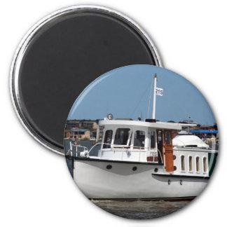 Barooga wooden boat, Goolwa, South Australia Magnet