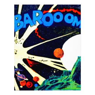 Barooom! Letterhead