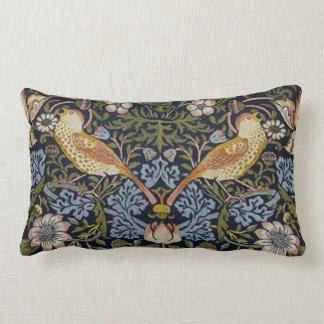 Baroque Birdies Lumbar Pillow