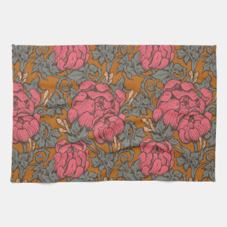 Baroque Bouquet Kitchen Towel
