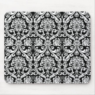 Baroque Damask Mousepad