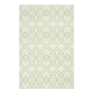 Baroque Geometric Pattern Stationery