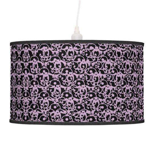 Baroque - Lilac Hanging Lamp