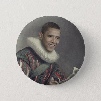 Baroque Obama 2 Inch Round Button