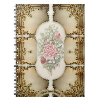 Baroque Photo NoteBook