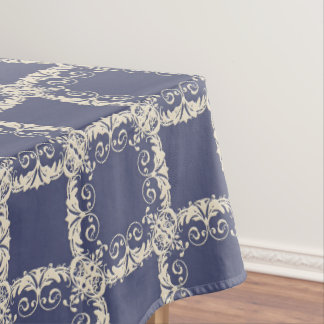 baroque seamles pattern. tablecloth