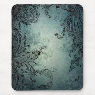 Baroque Swirls Mousepad