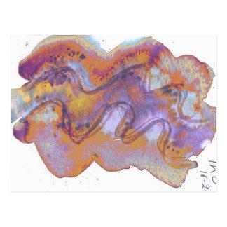 Baros Shell Postcard